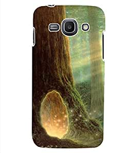 ColourCraft Creative Image Design Back Case Cover for SAMSUNG GALAXY ACE 3 3G S7270