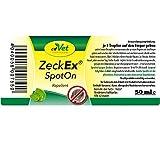 cdVet Naturprodukte ZeckEx SpotOn 50ml
