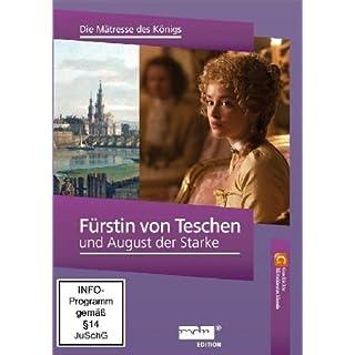 Fürstin von Teschen und August der Starke - Geschichte Mitteldeutschlands