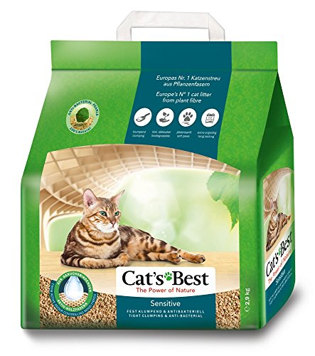 Cat's Best 29776 Katzenstreu Green Power, 2,9 kg -