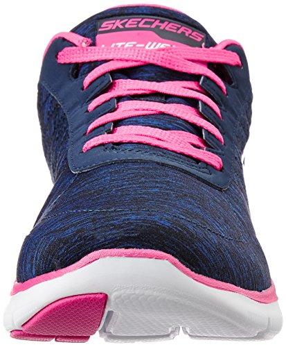 Appello Multisport nvpk 0 Rosa Blu Skechers Outdoor 2 Navy Scarpe Flex Donna z51xI4qwnY