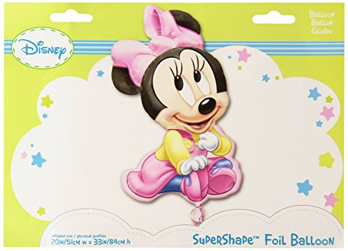 Amscan International Super Minnie Baby Girl (Minnie Mouse Dress Up)