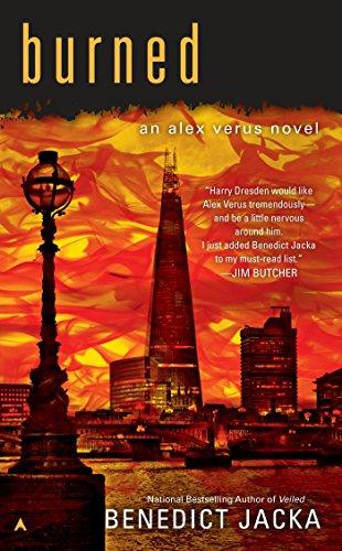 Burned (An Alex Verus Novel, Band 7)