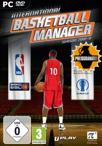 International Basketball Manager [Preisgranate] - [PC]