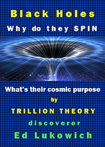 Black Holes: Why Do They Spin: What Is Their Purpose (Trillion Theory Book 6) (English Edition) -