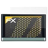 atFoliX Schutzfolie für Garmin nüvi 2548 Displayschutzfolie - 3 x FX-Antireflex blendfreie Folie