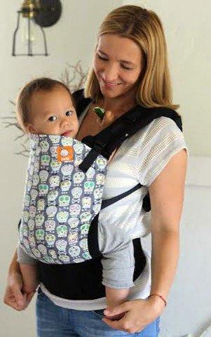 Tula portabebés ergonómico estándar para bebés delantero y trasero de recién nacido a seguro para niños con capucha de 7 a 20 kg