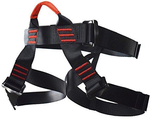 Klettergurt : Newdoar klettergurt sicherheitsgurt für bergsteigen klettern harness