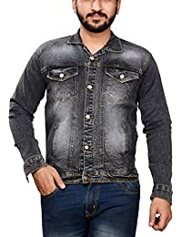 b639077774 Denim Men's Winterwear: Buy Denim Men's Winterwear online at best ...