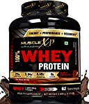 MuscleXP 100% Whey Protein helps deliver an ultra-high quality macronutrient protein formula with high amounts of naturally occurring amino acids the body needs everyday. Whey protein is essential in any nutrition regimen, helping to provide a cataly...