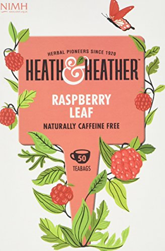 Heath & Heather Raspberry Leaf Tea