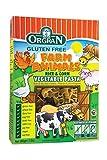Orgran - Pâtes De Riz Et Mais Legumes Animaux 200G