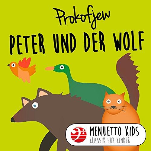 Peter und der Wolf, Op. 67: IX. Als Großvater aus dem Haus kam waren aber am Waldrand schon zwei Jäger -
