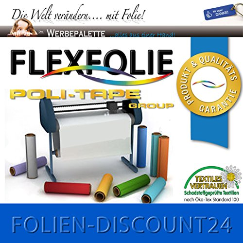 Flex-pellicola per 5meter X 500mm POLI di