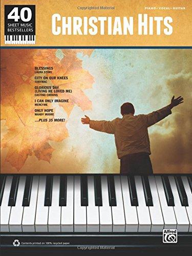 Christian Hits (40 Sheet Music Bestsellers)