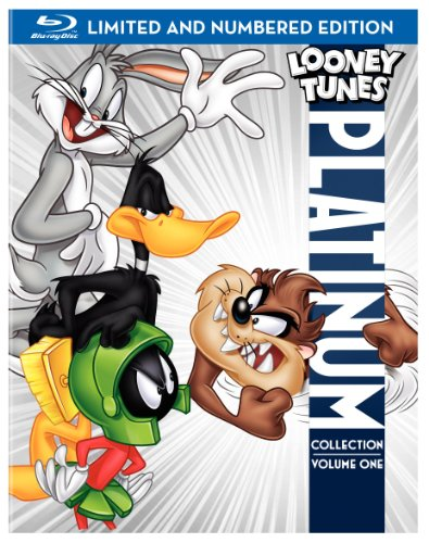 Platinum Collection, Vol. 1 (Limited Edition) [Blu-ray]