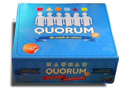 Juego Quorum Life