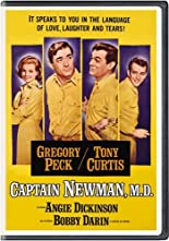 Captain Newman Md / (Ws Dub Sub Dol) [DVD] [Region 1] [NTSC] [US Import] hier kaufen