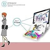 "Huion 1060 Plus 10""X6"" 2048 Pressure 12 Exp Keys Pen Tablet For Design/E-Learn"
