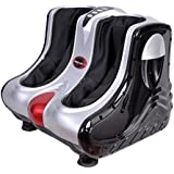 Robotouch Reflexo Leg Foot and Calf Massager With Heat and Sole Rollers