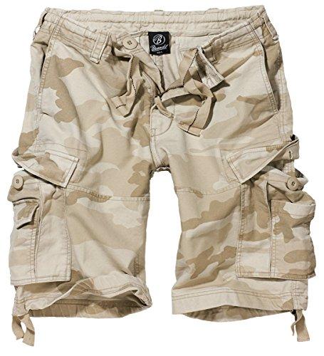 Brandit Vintage Short  Gr:- 7XL, Farbe:-Sandstorm