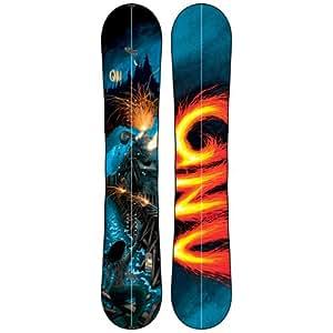 Splitboard Snowboard Men Gnu Billy Goat Split 159 C2 BTX 2014