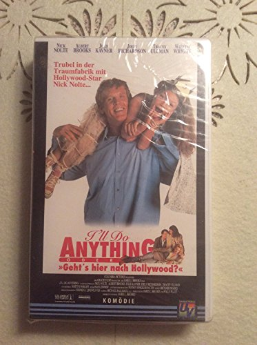 Ll Rue (I'll Do Anything [VHS])