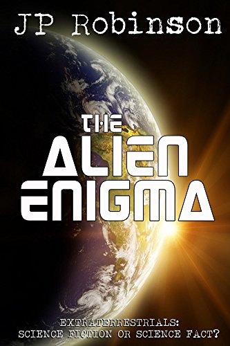 Alien Enigma | JP Robinson Separates Fact or Fiction on Extraterrestrials - Powered by Inception Radio Network