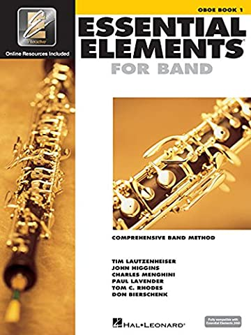 Essential Elements 2000, Oboe (Essential Elements 2000 Comprehensive Band Method)