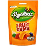 Rowntrees Fruit Gum 120Grms