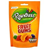 Rowntrees Fruit Gums, 150 g