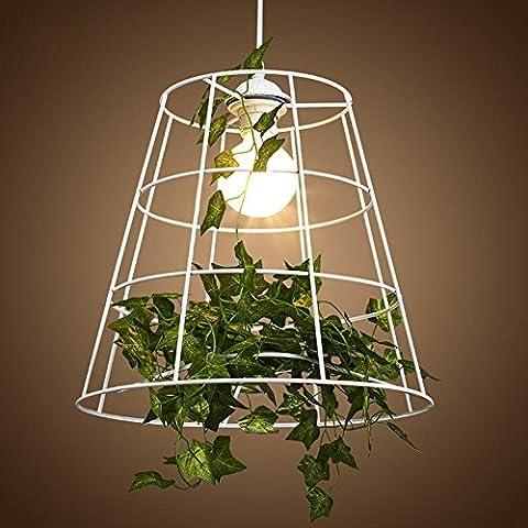 GBT Bar Restaurant Pots de fleurs Plante lustres? Lampes LED, lumière chaude, éclairage Blanc, lustres, Lampes de lumières d'intérieur, extérieur, Lampes de mur?