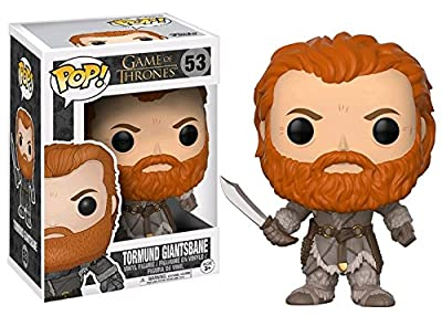 Game of Thrones Tormund POP Vinyl Figure