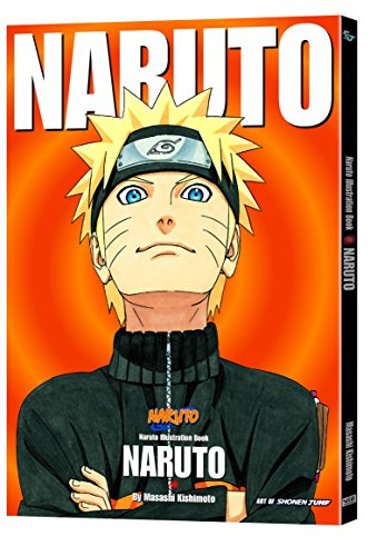 Naruto. Illustration Book