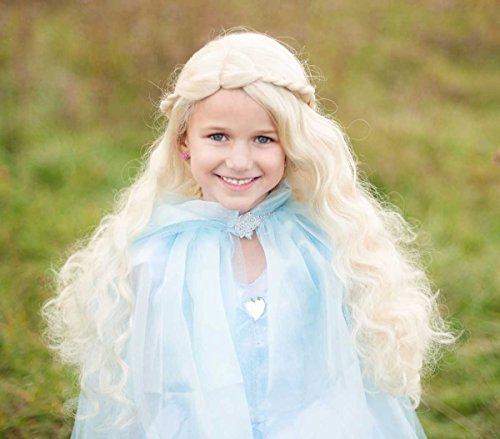 Trullala Prinzessinnen-Perücke blond