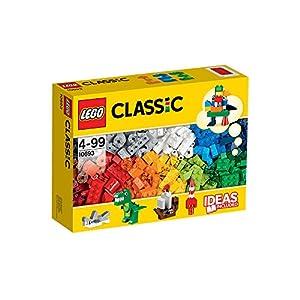 10693 Lego® Creative Supplement Classic Nuo 4 m. / 303 Detalės / 2015