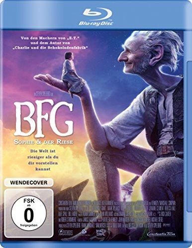 BFG - Sophie & Der Riese [Blu-ray] (Ray Riesen Blu)