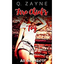 Fire Chief's Toy (All the Men Book 1)