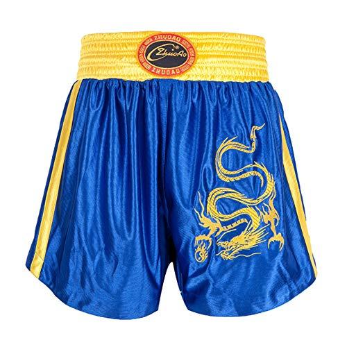 ChYoung Shorts für Männer Feuchtigkeitstransport Boxer Hosen Plus Größe Sport Kostüme elastisch erweitert Gürtel
