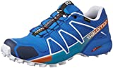 Salomon Speedcross 4 Gtx, Scarpe da Trail Running Uomo, Blu (Bright Blue/Black/White), 44 EU