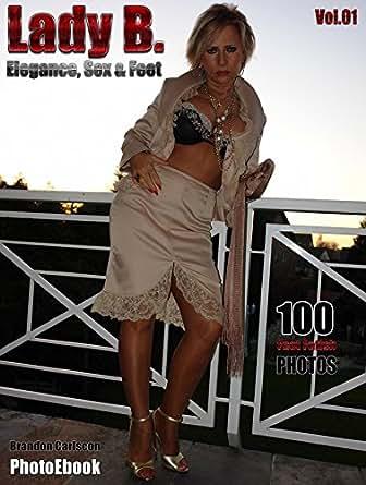 Feet Fetish Elegance Sex & Feet Vol.01: Fußfetisch mit