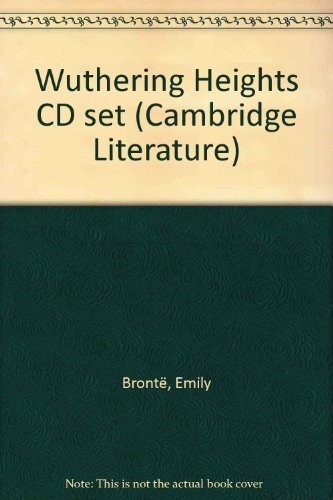 Wuthering Heights CD set (Cambridge Literature)