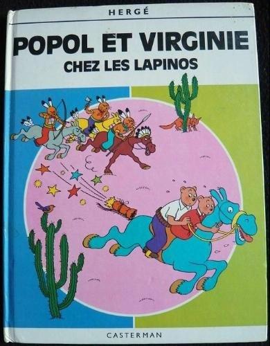Les aventures de Popol et Virginie chez les Lapinos