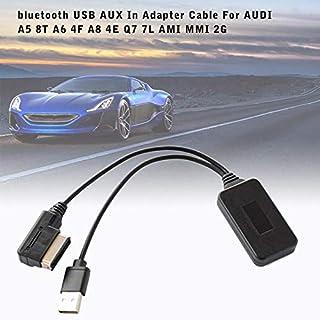 AMI MDI Mini Bluetooth 4.0 USB Audio-Eingangsadapter Musikschnittstelle MP3 AUX-Kabel Adapterunterstützung Für Audi VW