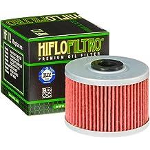 3x Filtro de aceite Honda CRF 250 M 2014 Hiflo HF112