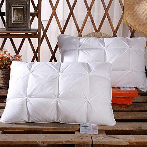 Jikonghome Baumwoll-Kissen Fünf-Sterne-Hotel Kissen Kann Gewaschen Feder Samt Einzigen Brot Kissen Faser Ein Brot