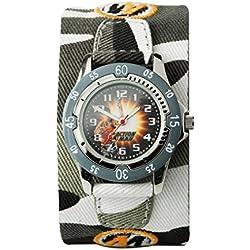 Action Man -Armbanduhr Quarz analog Textil AM331