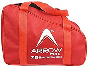 Arromax Inline Skates Bag- Red by One Shot Retails