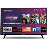 Fortex 80 cm (32 inches) HD Ready IPS LED Smart TV FX32INT01 (Black)