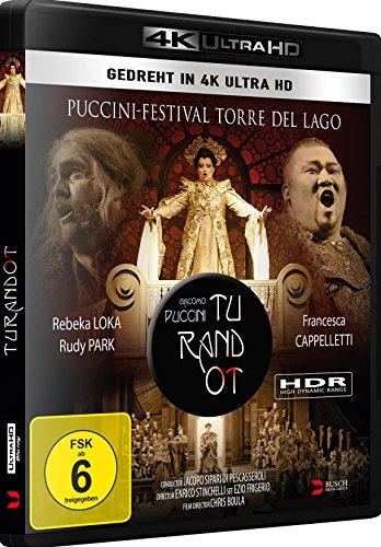 Puccini – Turandot (Festival Puccini 2016) – Ultra HD Blu-ray [4k + Blu-ray Disc] - 2